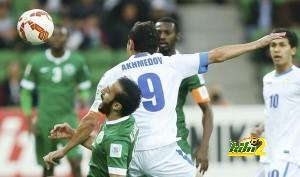 السعودية مع اوزبكستان